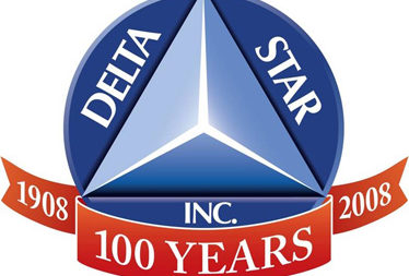 Delta Star Inc 100 Years Logo