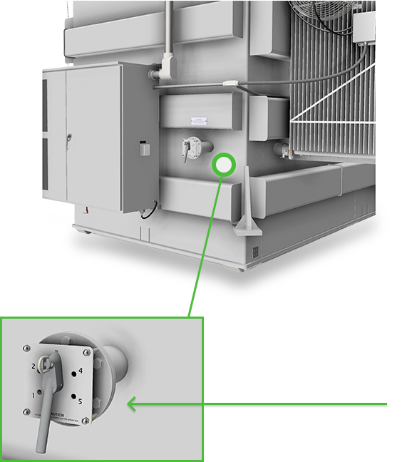 Tap Changing Equipment