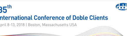 85th International Conference of Doble Clients