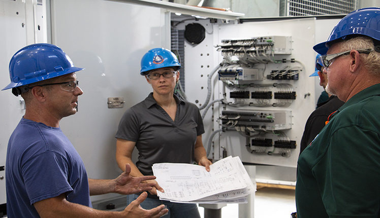 The Power of Teamwork at the Leading Transformer Manufacturer and Mobile Substation Provider
